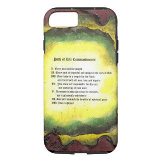 Path of Life Commandments iPhone 8/7 Case