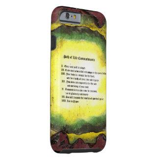 Path of Life Commandments Tough iPhone 6 Case