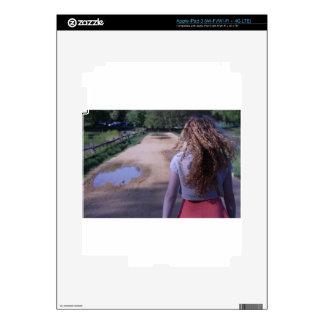 Path of life iPad 3 decal