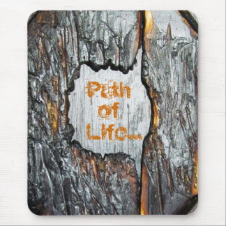 Path of Life Mouse Pad