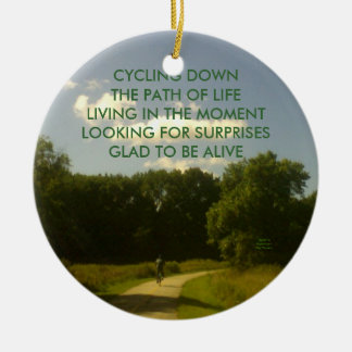 PATH OF LIFE ORNAMENT OR PENDANT