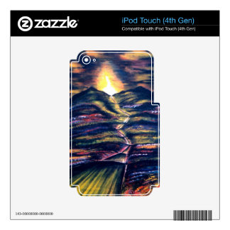 Path of Life Skins For iPod Touch 4G