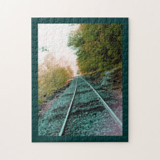 Path of Solitude Jigsaw Puzzle