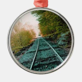 Path of Solitude Metal Ornament