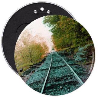Path of Solitude Pinback Button