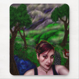 Path of the Vampire, mousepads