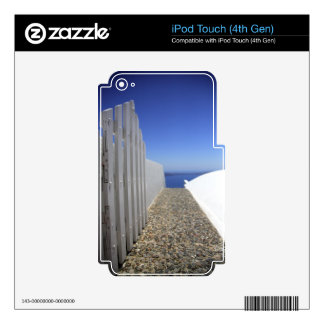 Path out to Sea iPod Touch 4G Decal