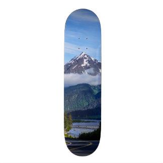 Path Through Alaska Skateboard Deck