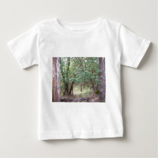 Path Through the Forest Baby T-Shirt