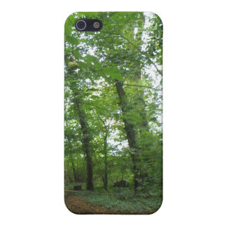 Path through the Green Forest  Cover For iPhone SE/5/5s