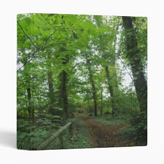 Path through the Green Forest Photo Album Binder