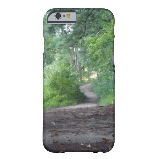 Path thru a forrest barely there iPhone 6 case