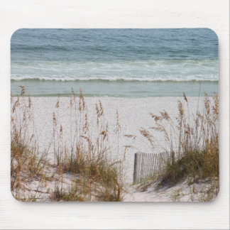 Path to Beach Mouse Pad