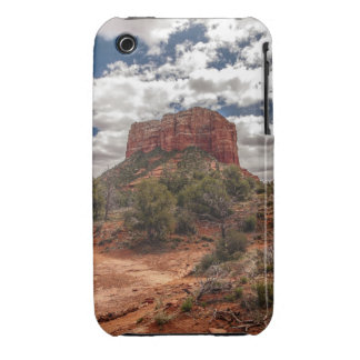 Path to Bell Rock iPhone 3 Cases