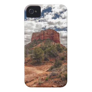 Path to Bell Rock iPhone 4 Cases