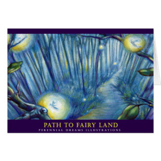 Path to Faery Land Card