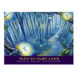 Path to Faery Land Postcards