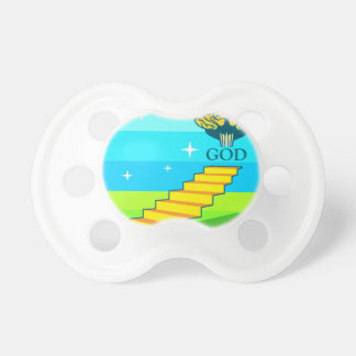 Path to God vector Pacifier