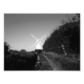 Path to Jill Photographic Print