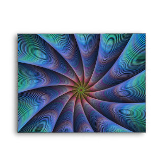 Path to meditation envelopes