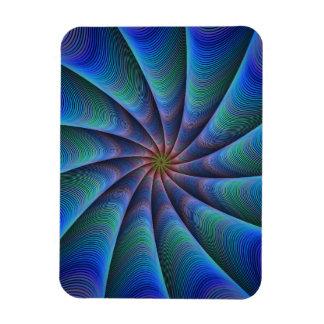 Path to meditation magnet