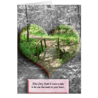 Path To My Heart Card