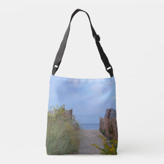 Path To The Beach Crossbody Bag