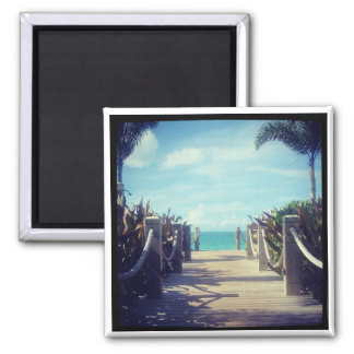 Path to the Beach Magnet