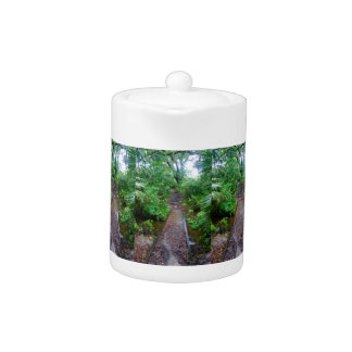 Path to the Enchanted Forest Teapot