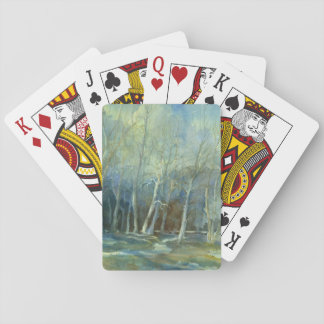 Path to the Lake Playing Cards