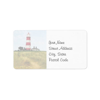 Path to the Lighthouse Address Label