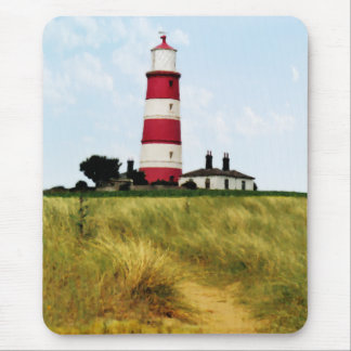 Path to the Lighthouse Mousepad