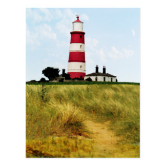 Path to the Lighthouse Postcard