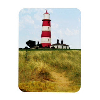 Path to the Lighthouse Vinyl Magnet