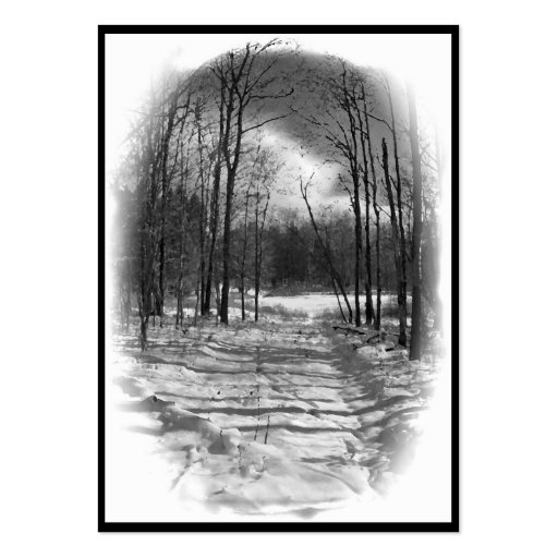 Path to the Pond ATC Business Cards
