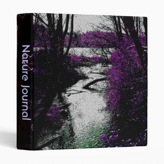 Path To The River Vinyl Binder