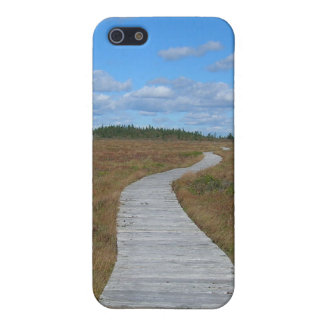 Path to the Sky iPhone 5 Cases