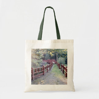 Path Unknown Budget Tote Bag