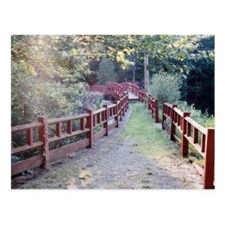 Path Unknown Postcard