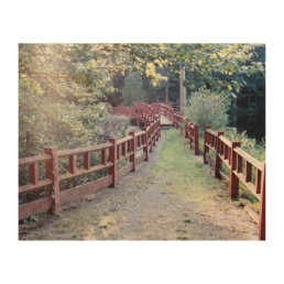 Path Unknown Wood Wall Decor