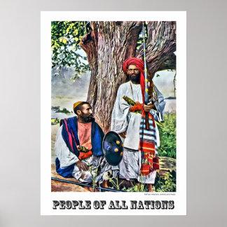 Pathan Warrior Poster