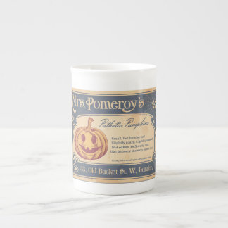 Pathetic Pumpkins Bone China Mug