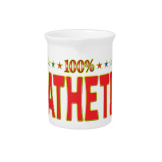 Pathetic Star Tag Drink Pitchers