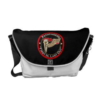 Pathfinder Motto Messenger Bag