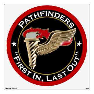 Pathfinder Motto Wall Decal