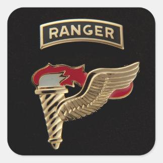 Pathfinder Ranger Square Stickers