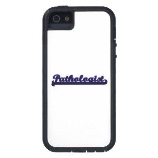 Pathologist Classic Job Design iPhone 5 Covers