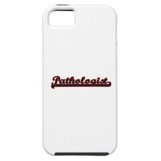 Pathologist Classic Job Design iPhone 5 Cases