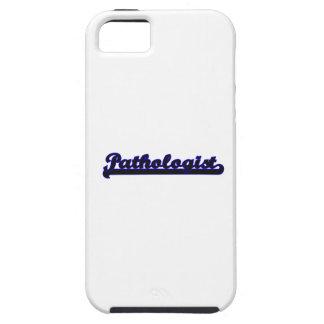 Pathologist Classic Job Design iPhone 5 Cover