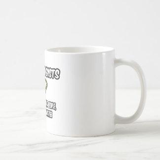 Pathologists...Regular People, Only Smarter Coffee Mug